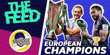 🏆 European Champions Crowned & Bledisloe Cup Round-up 🏆 | The Feed EP 28 12