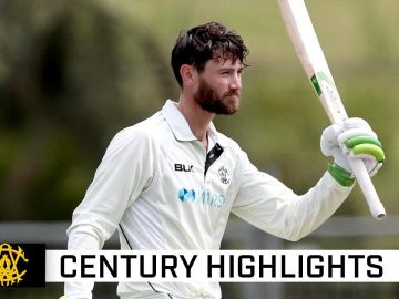 Whiteman continues good form with fifth first-class ton | Marsh Sheffield Shield
