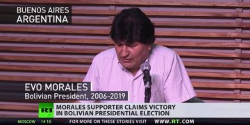 Socialist victory in Bolivia | Exiled Morales vows to return