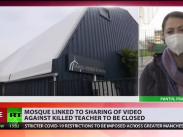 Samuel Paty | Grand Mosque of Pantin condemns savagery