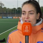 Eva de Goede interview as the 2020 FIH Hockey Pro League restarts for Netherlands