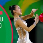 Son Yeon-jae's beautiful Ball Routine at Rio 2016 | Music Monday