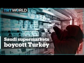 Saudi supermarkets boycott Turkey