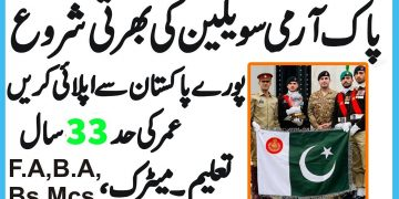 Pak Army Civilians Jobs 2020, New Jobs in Pakistan Army Ordnance Depot