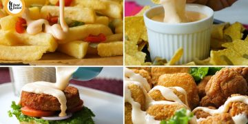 Signature Cheese Sauce Recipe By Food Fusion