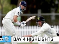 Green falls just short as WA, NSW share the points | Marsh Sheffield Shield 2020-21