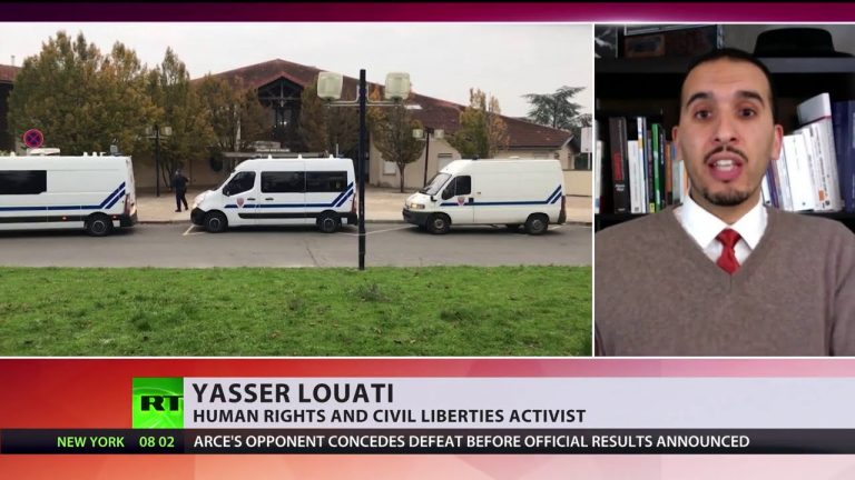 Beheading blowback | Ordinary French Muslims are afraid of police raids