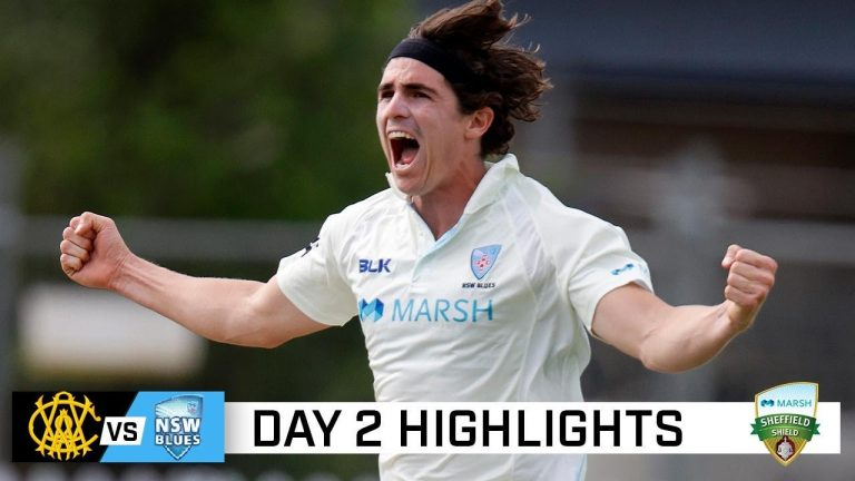 WA start long build after Blues go big in Adelaide | Marsh Sheffield Shield 2020-21