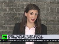 Nuclear button fears | Royal Navy officer reportedly came to work drunk
