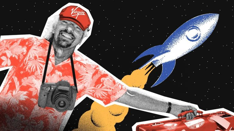 Why hasn't space tourism taken off?