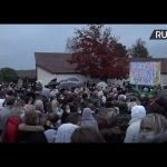 Samuel Paty | Tribute march for murdered French teacher in Paris