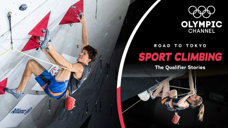 I have the Will to reach the Top! | Road to Tokyo: Climbing | The Qualifier Stories | Ep. 1