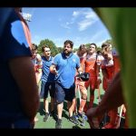 Max Caldas talks ahead of the restart of their matches at the 2020 FIH Hockey Pro League