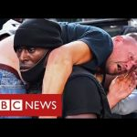 Premiere of classical orchestral work inspired by Black Lives Matter demonstrator - BBC News