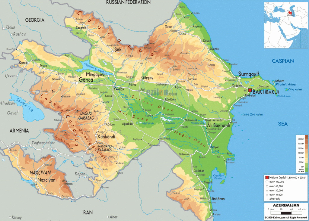 Azerbaijan: A People from the Mists of Time. 4