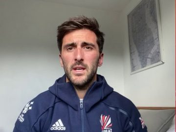 Adam Dixon talks ahead of the return of Great Britain's matches at the 2020 FIH Hockey Pro League