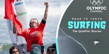 The Women's Final is on! | Road to Tokyo: Surfing | The Qualifier Stories | Ep. 4