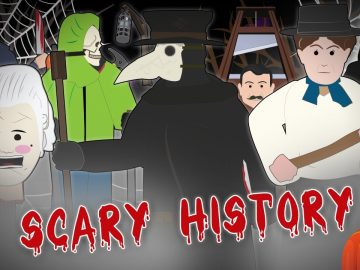 Scary History Compilation Series 1