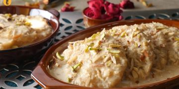 Kheer er Luchi (Bengal Desert) Recipe By Food Fusion