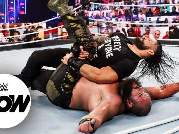 Roman Reigns and Braun Strowman carry bad blood into title clash: WWE Now