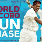 WORLD RECORD Run Chase Highlights! | Sarwan & Chanderpaul Star as Windies Chase 418 v Australia 2003