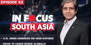 In Focus South Asia | U.N. arms embargo on Iran expired | Episode 62 | Indus News