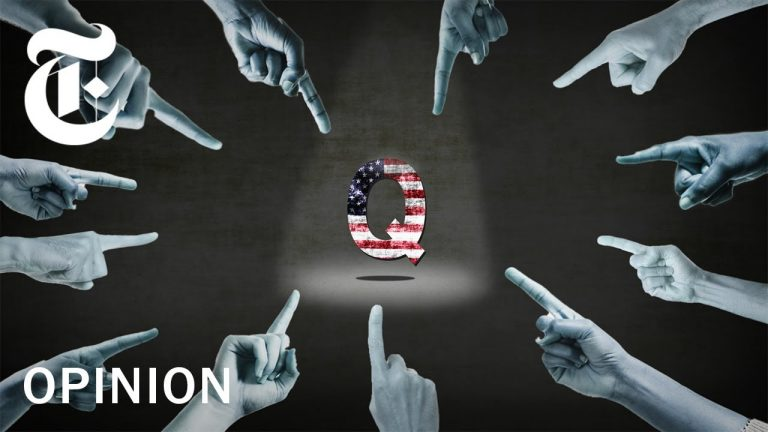What Can You Do About QAnon? | NYT Opinion