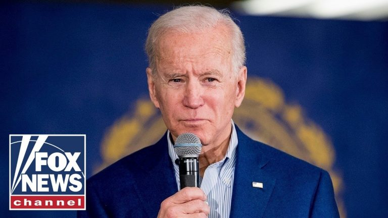 'The Five' react to Biden 'punting' on court-packing stance during interview