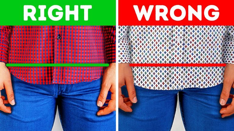 20+ Clothing Tricks More Men Need to Use