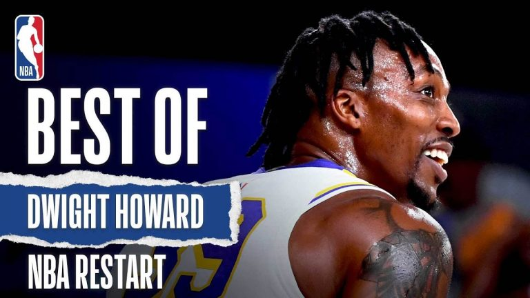 The Best Dwight Howard Plays From NBA Restart!