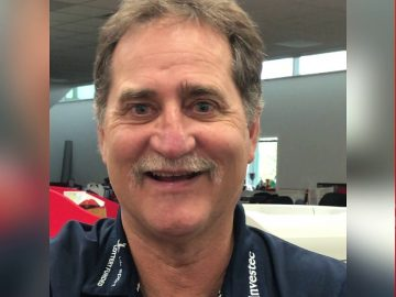 Mark Hager talks ahead of the restart of their matches at the 2020 FIH Hockey Pro League