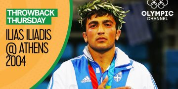 Ilias Iliadis became Youngest Olympic Male Judo Champion at Athens 2004 | Throwback Thursday