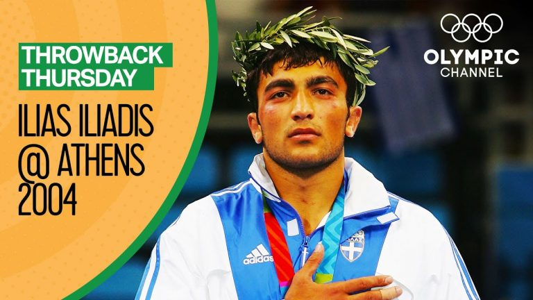 Ilias Iliadis became Youngest Olympic Male Judo Champion at Athens 2004   Throwback Thursday