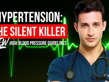 What is High Blood Pressure?   New Hypertension Guidelines!   Doctor Mike