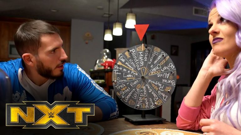 The Garganos prepare to Spin the Wheel: WWE NXT, Oct. 21, 2020