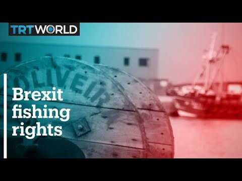 EU, Britain in choppy waters over fishing rights