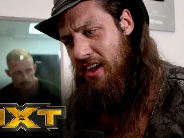 Cameron Grimes learns the stipulation for his match with Dexter Lumis: WWE NXT, Oct. 21, 2020