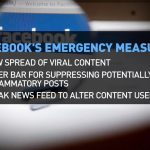 Art of censorship | Facebook at the ready to calm 'election-related conflict' in US