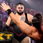 Bronson Reed vs. Austin Theory: WWE NXT, Oct. 21, 2020