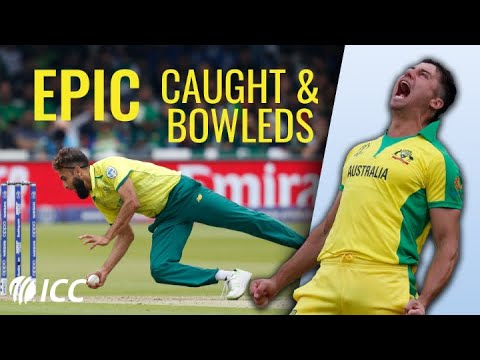 Plucked out of the air! | Classic c&b | Bowlers Month
