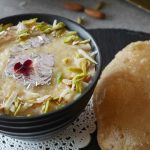 Qalaqand Kheer with Puri Recipe By Food Fusion