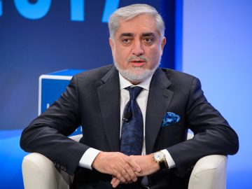 Abdullah Abdullah says time for Pakistan and Afghanistan to 'define a new vision' 10