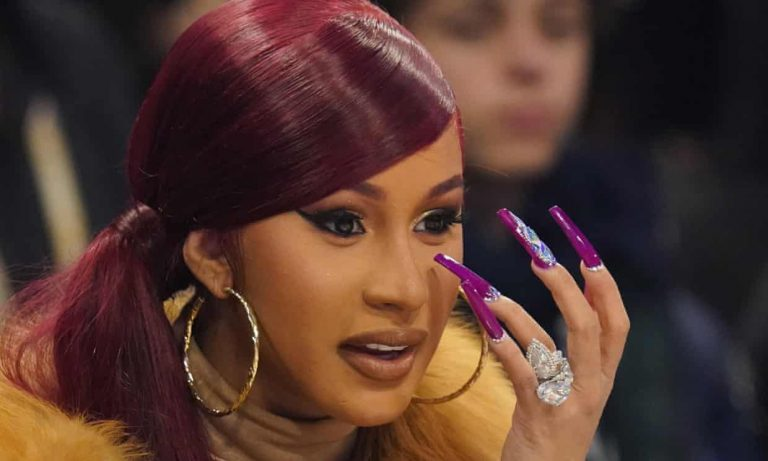 Cardi B apologises for supporting Armenia fundraiser after backlash 1
