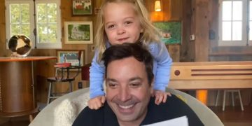 Jimmy Fallon imparts kids with lessons on the art of 'giving' ahead of Christmas 13