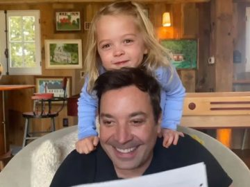 Jimmy Fallon imparts kids with lessons on the art of 'giving' ahead of Christmas 24