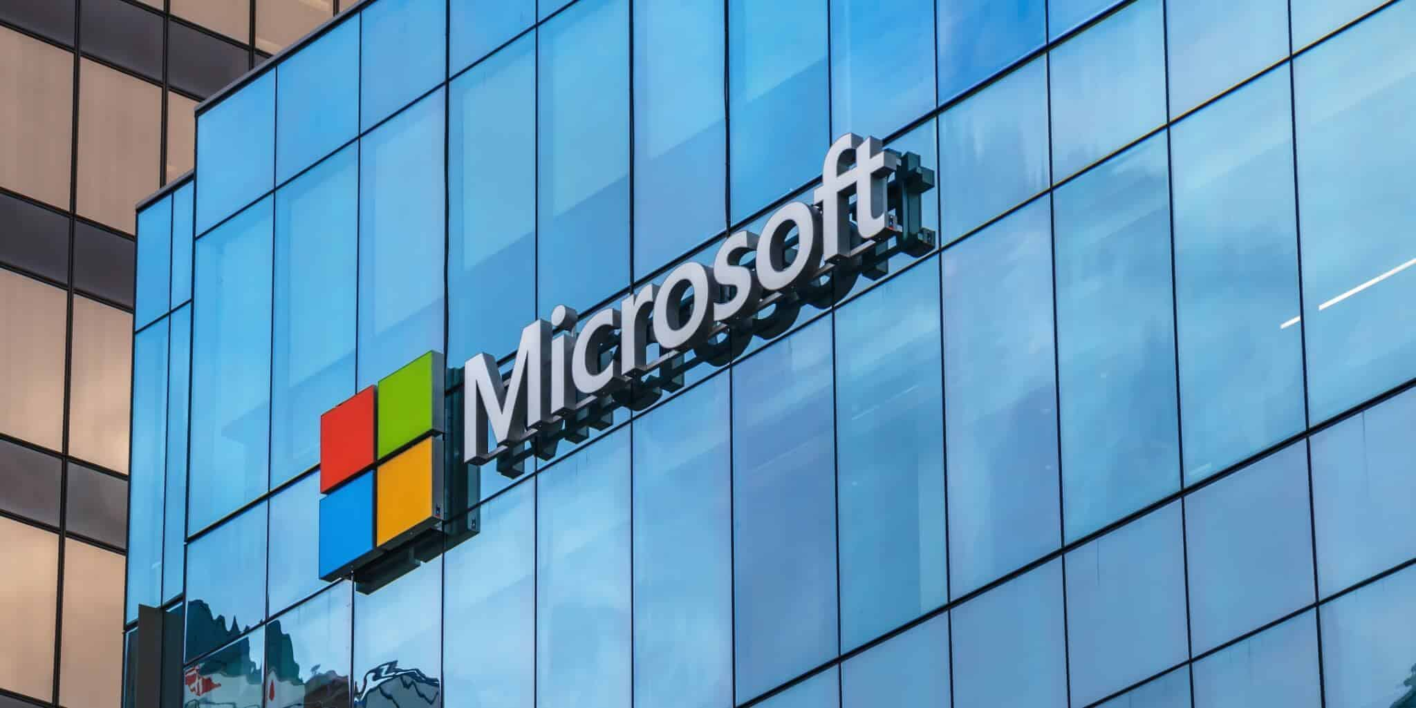 Software giant Microsoft to let employees work from home permanently. 4