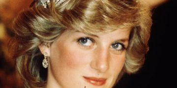 Princess Diana was Princess of Wales, 21