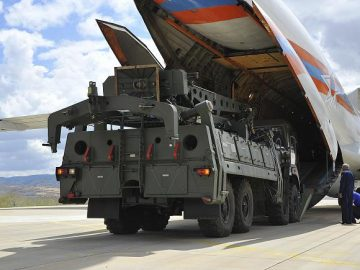 Turkey reportedly tests Russian air defence system despite US sanctions threat 10