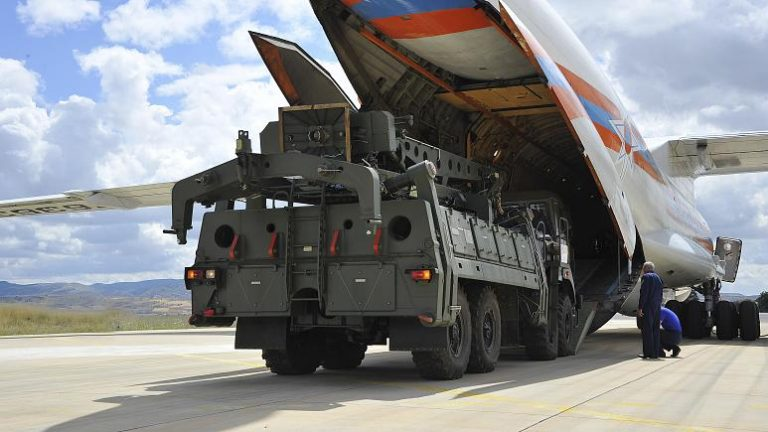 Turkey reportedly tests Russian air defence system despite US sanctions threat 1