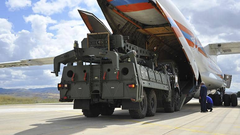 Turkey reportedly tests Russian air defence system despite US sanctions threat 5